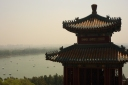 Summer Palace and Beijing in background