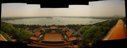 Summer Palace pano