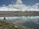 At Lake Karakul